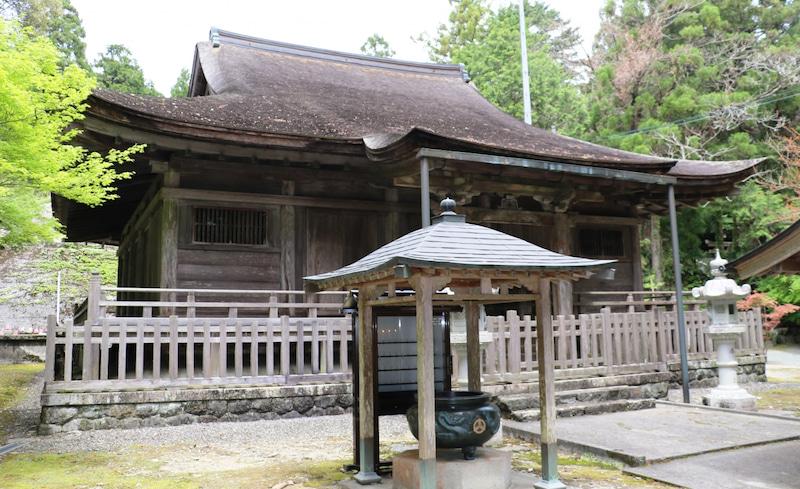 豊楽寺薬師堂