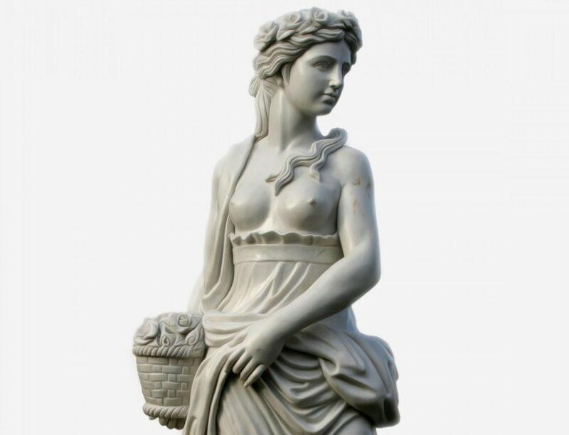 ローマ人女性